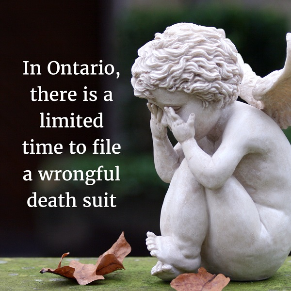 Wrongful death claims lawyer in Hamilton Ontario