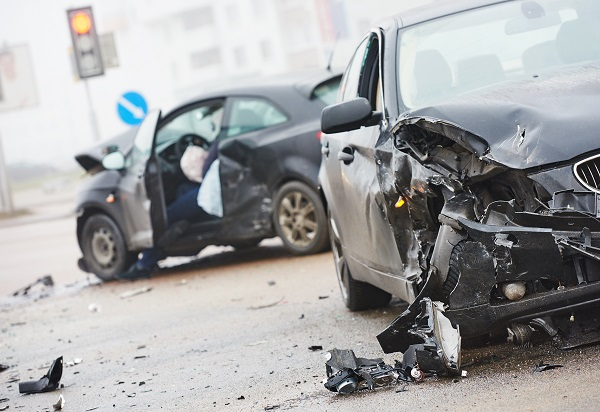 Car Accident Scene | Hamilton ON Car Accident Lawyers
