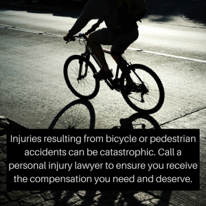 Injuries from Bicycle Accidents in Ontario